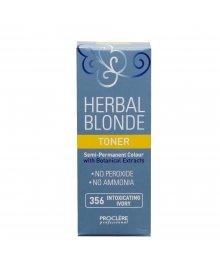 Herbal Blonde Toner 356