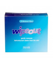 Wipeout 20 Moistened Wipes