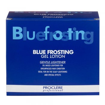 Proclere Blue Frosting Gel 50ml x 6