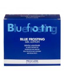 Blue Frosting Gel 50ml x 6