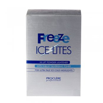 Proclere Freeze Ice Lites Bleach 400g Box