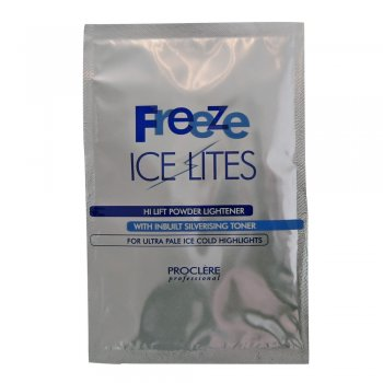Proclere Freeze Ice Lites Bleach 50g Sachet