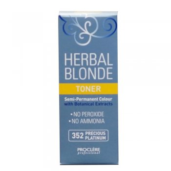 Proclere Herbal Blonde Toner 352