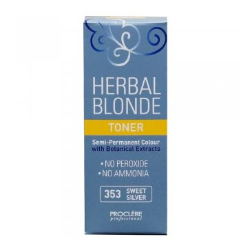 Proclere Herbal Blonde Toner 353