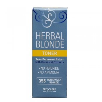 Proclere Herbal Blonde Toner 355
