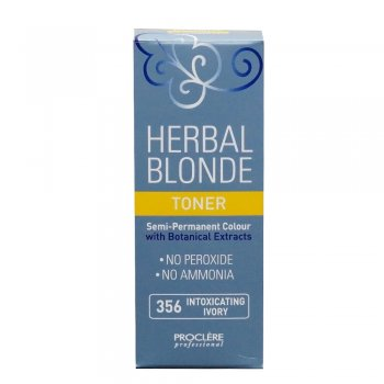 Proclere Herbal Blonde Toner 356