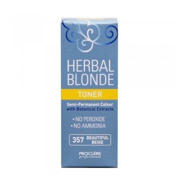 Proclere Herbal Blonde Toner 357