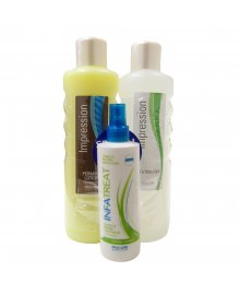 Impression Perming Lotion Tinted Hair Value Pack