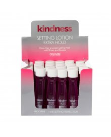 Kindness Setting Lotion Extra Hold 24 x 20ml