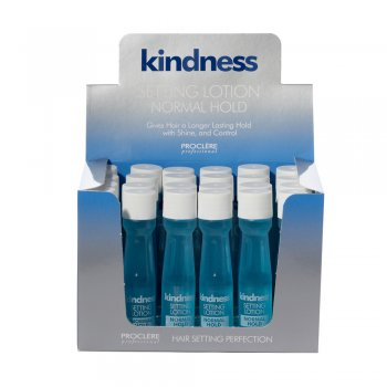Proclere Kindness Setting Lotion Normal Hold 24 x 20ml