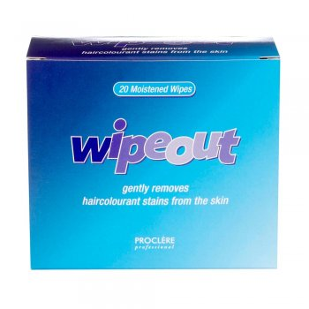 Proclere Wipeout 20 Moistened Wipes