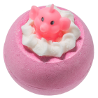 Pink Elephants & Lemonade Bath Bomb