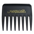 Pompadour 8 Tooth Comb Black