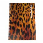Leopard Appointment Book