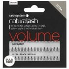 Naturalash Individual Lashes Volume Ultra Black Medium