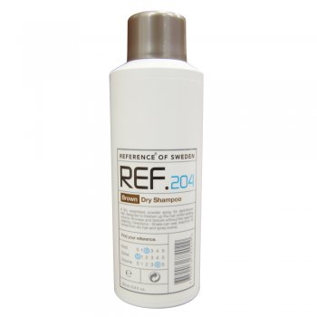REF Dry Shampoo Brown 204 200ml