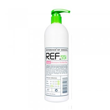 REF Repair Shampoo 551 Sulfate Free 750ml