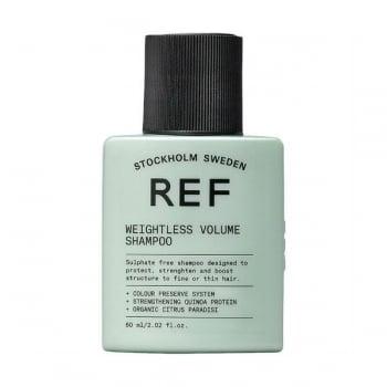 REF Weightless Volume Shampoo 60ml