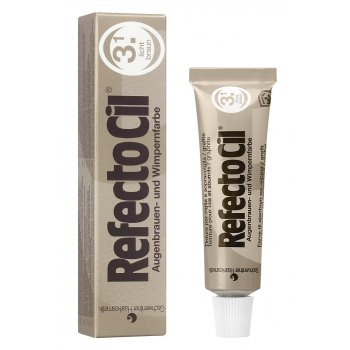 RefectoCil Eyelash Tint Light Brown 15ml
