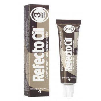 RefectoCil Eyelash Tint Natural Brown 15ml