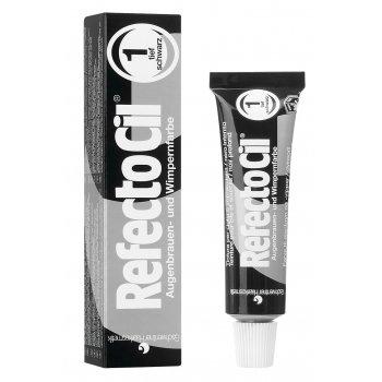 RefectoCil Eyelash Tint Pure Black 15ml