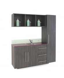 Aquarius Vanity Unit