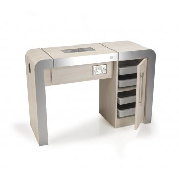 REM Concorde Nail Station 1 Position with Storage