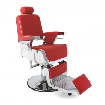 REM Emperor Barbers Chair Colours