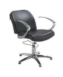 Evolution Backwash Styling Chair Coloured