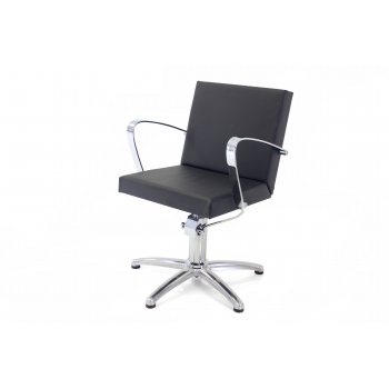 REM Shiraz Hydraulic Chair Black