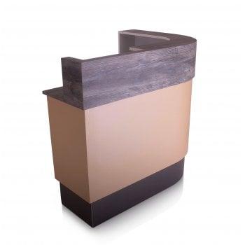 REM Suflo Salon Reception Desk 48x36in (122 x 92cm)