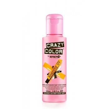 Renbow Crazy Color Semi-Permanent Hair Color Cream Anarchy UV