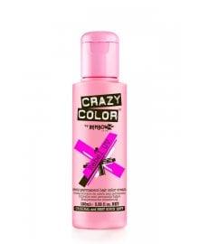 Crazy Color Semi-Permanent Hair Color Cream Rebel UV