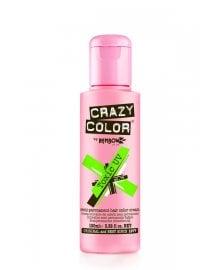 Crazy Color Semi-Permanent Hair Color Cream Toxic UV