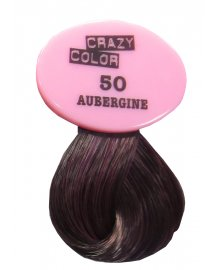 Crazy Colour Aubergine