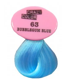 Crazy Colour Bubblegum Blue