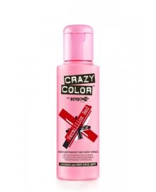 Crazy Colour Vermilion Red 100ml