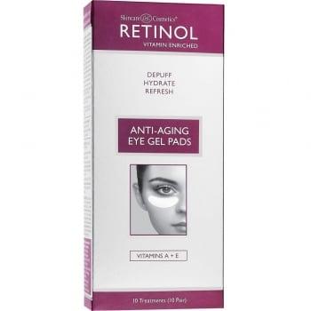 Retinol Anti-Ageing Eye Gel Pads x 20