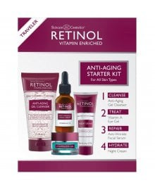 Anti-Ageing Starter Kit - For All Skin Types