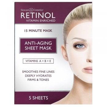 Retinol Anti-Aging 15 Minute Sheet Mask