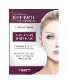 Anti-Aging 15 Minute Sheet Mask