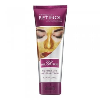 Retinol Anti-Aging Gold Peel Off Mask 100g