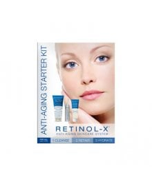 X Anti-Ageing Starter Kit
