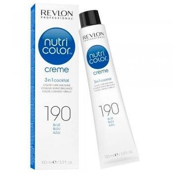 Revlon Nutri Color Creme 100ml 190 Blue