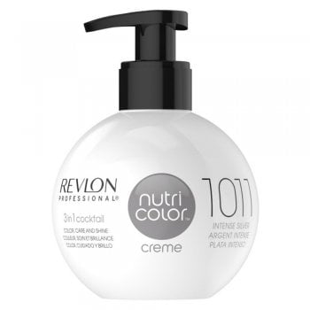Revlon Nutri Color Creme 270ml 1011 Intensive Silver