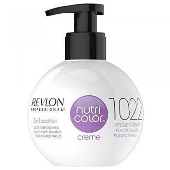 Revlon Nutri Color Creme 270ml 1022 Intensive Platinum
