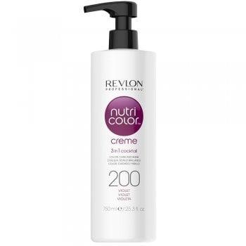 Revlon Nutri Color Creme 750ml 200 Violet