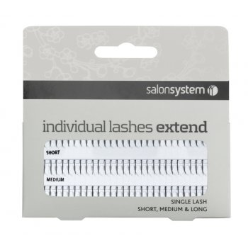 Salon System Individual Lash-Extend Assorted