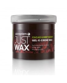 Just Wax Gel-E-Creme Cacao & Mint 425g