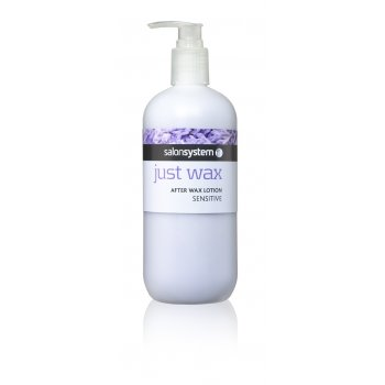 Salon System Just Wax Sensitive After Wax Lotion 500ml